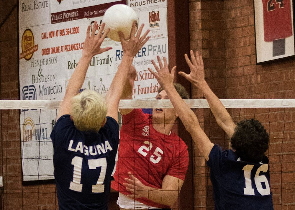 Prep Volleyball, Water Polo Coaches Prepare for Double the Workload