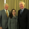 Ron Werft Delivers Keynote at CLU Corporate Leaders Breakfast