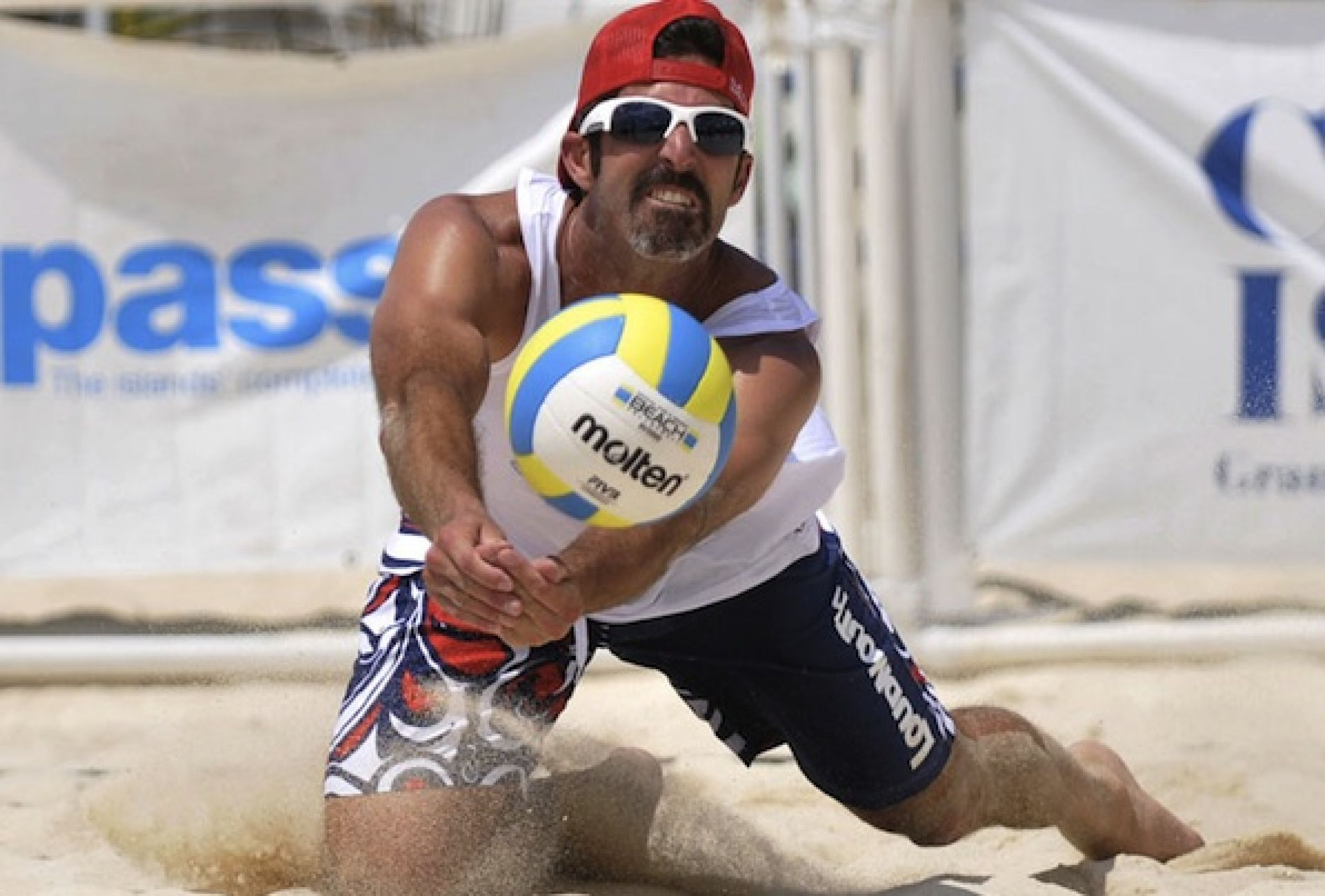 The Professor Returns To College Todd Rogers To Coach Cal Poly Beach Volleyball Team Sports Noozhawk Com