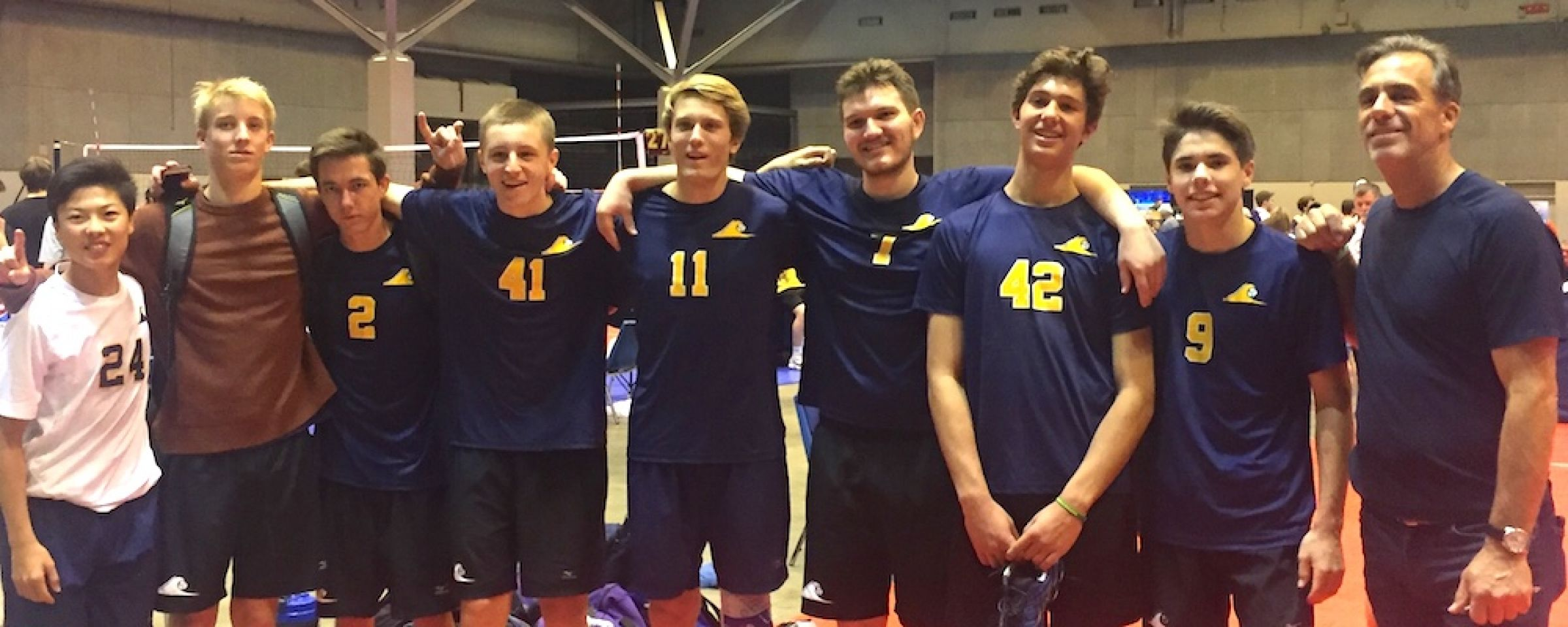 Santa Barbara Coast Volleyball 17u Boys Qualify For Junior Nationals Sports Noozhawk Com