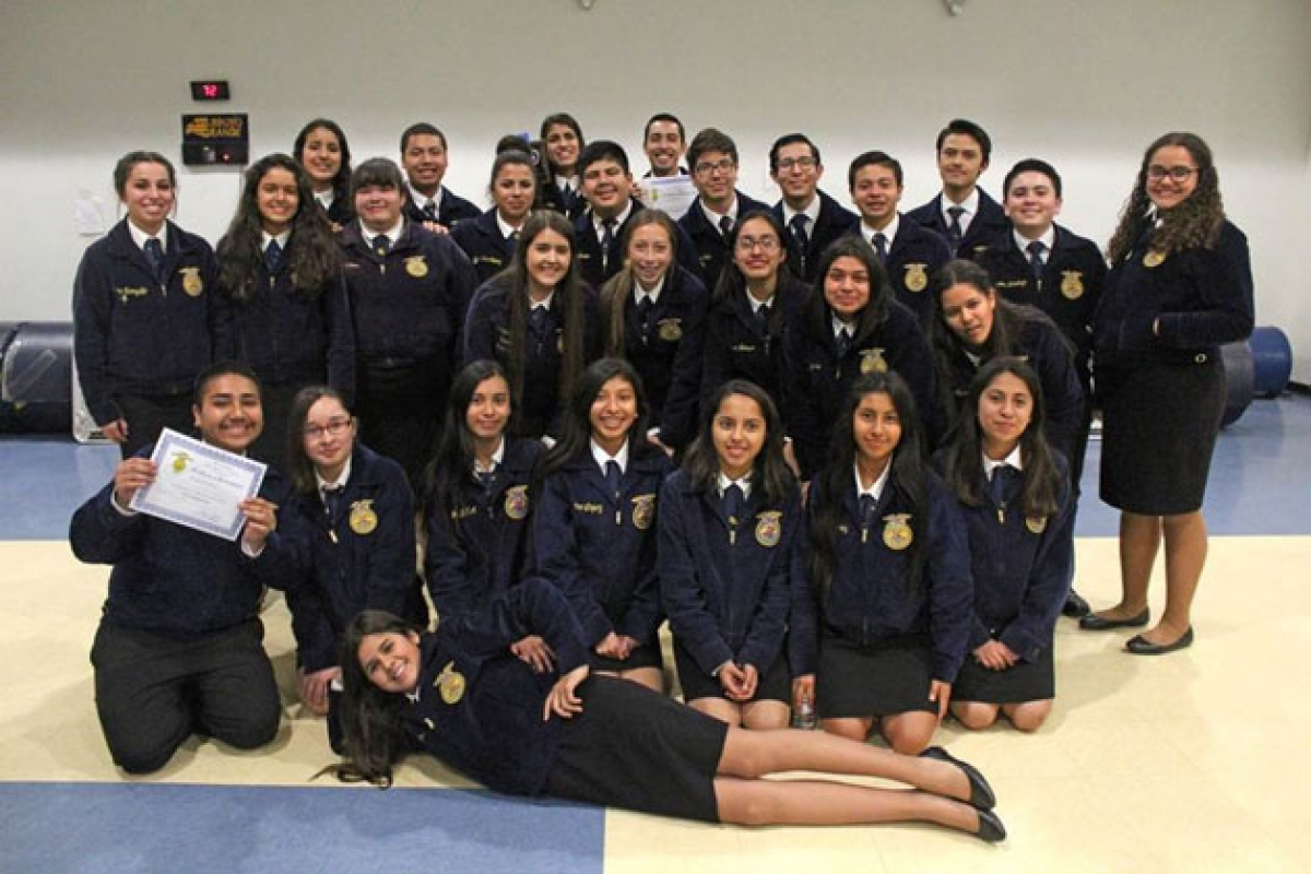 Ford San Marcos >> FFA Students Cultivate Public Speaking Prowess | School ...
