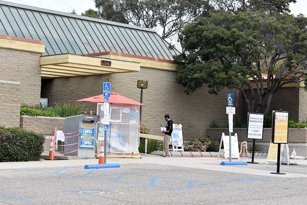 The Goleta Valley Public Library and other local branches are reopening to the public after months of closures.
