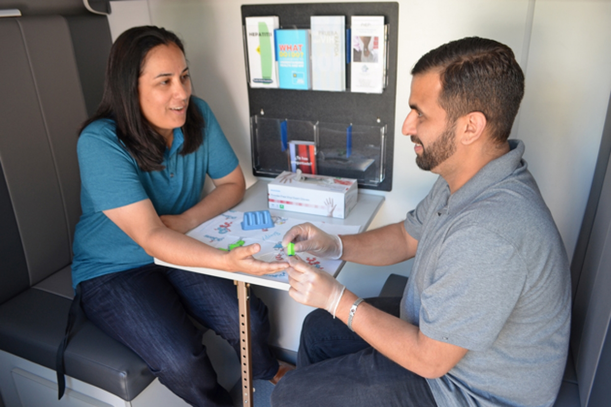 Pacific Pride Foundation Starts Mobile HIV Testing With ...