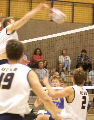Ucsb Setter Casey Mcgarry Named First Team Avca All American Sports Noozhawk Com