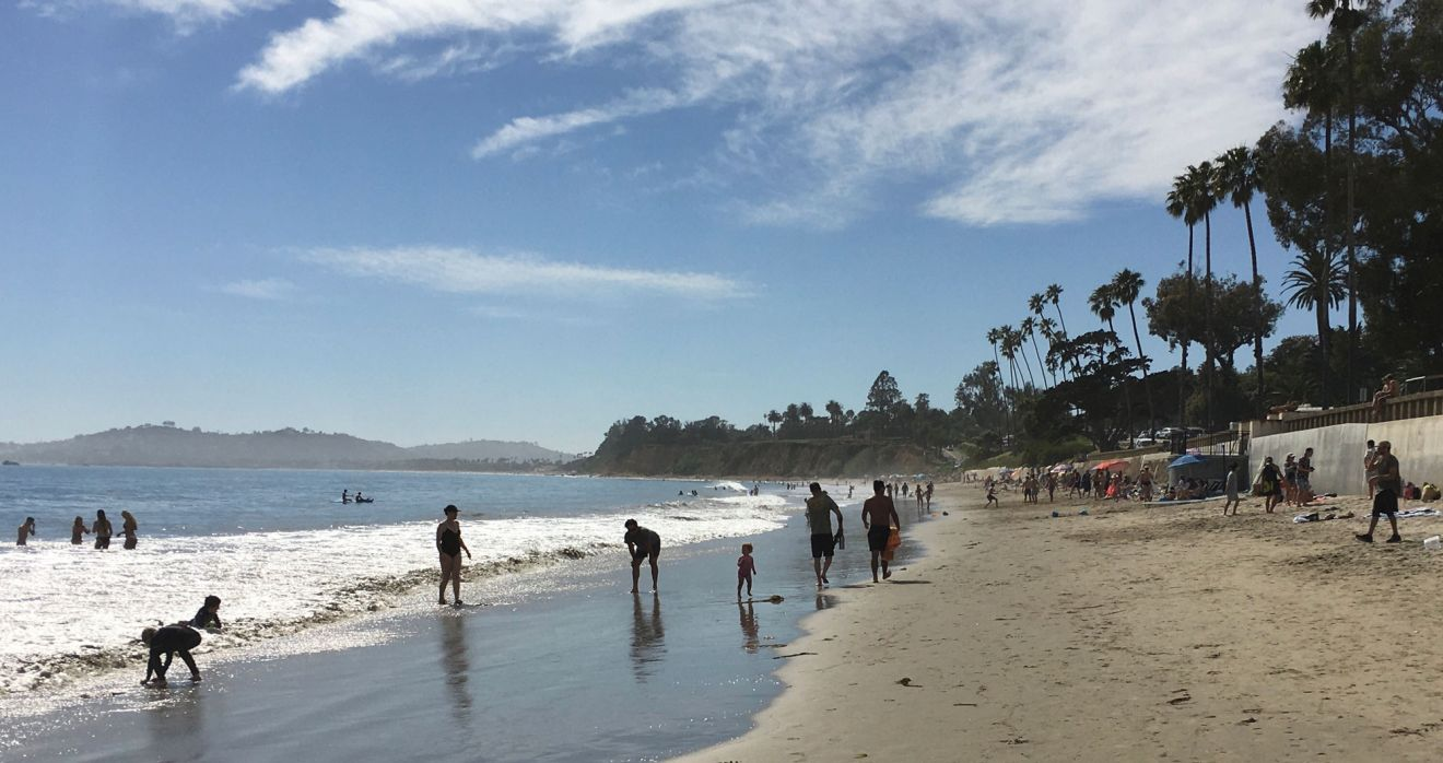 Memo Says Newsom To Order All California Beaches And Parks To Close