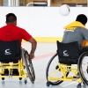 Wheelchair Campers Play Rugby With UCSB Men's Team Members