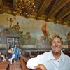 Art History Comes Alive in Santa Barbara County Courthouse's Mural Room
