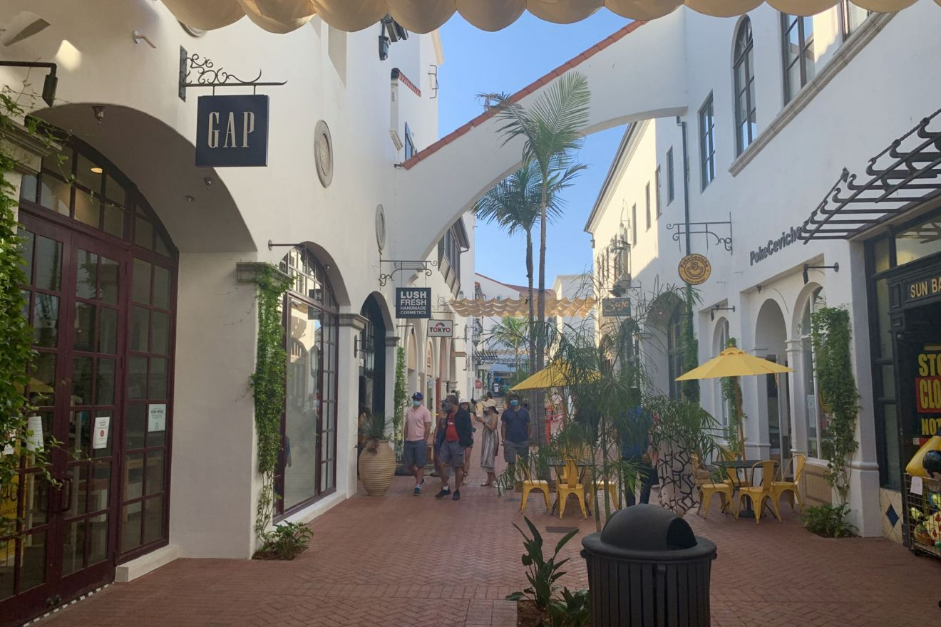 Paseo Nuevo has been at the center of negotiations on a development agreement to keep the mall for decades.