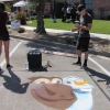 Arts Festival Chalks Up the Fun in Old Town Orcutt