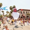 Santa Barbara Summer Solstice Celebration Fills State Street with Creativity