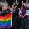 Hundreds Gather for Santa Barbara Vigil Honoring Orlando Massacre Victims