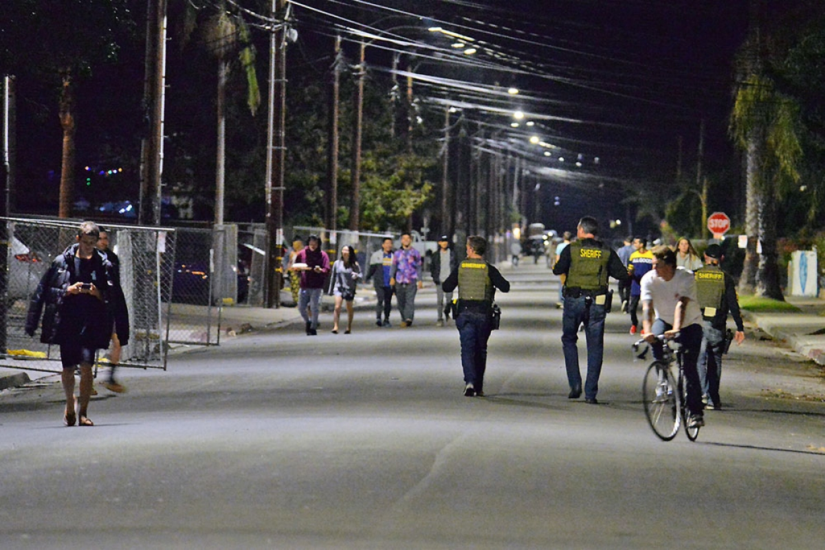 Has Isla Vista's Infamous Halloween Street Party Given Up the ...