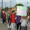 Prayer Walk Protests Cycle of Violence Plaguing Santa Maria