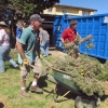Santa Maria Comes Together to Tackle Community Chores