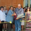 Los Alamos Residents Check Out New Library