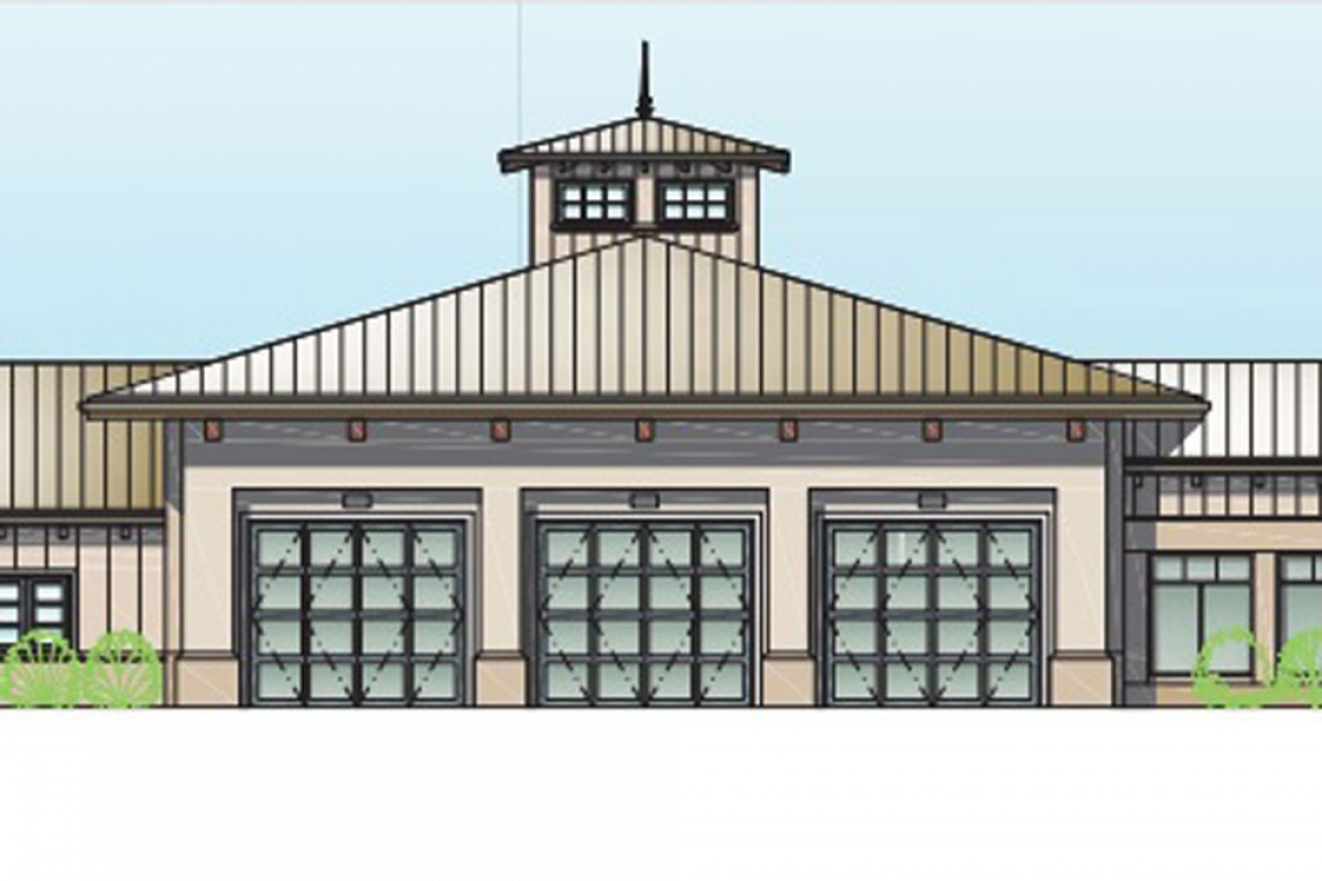 As Population Grows, Goleta Plans New Fire Station for West End of Town