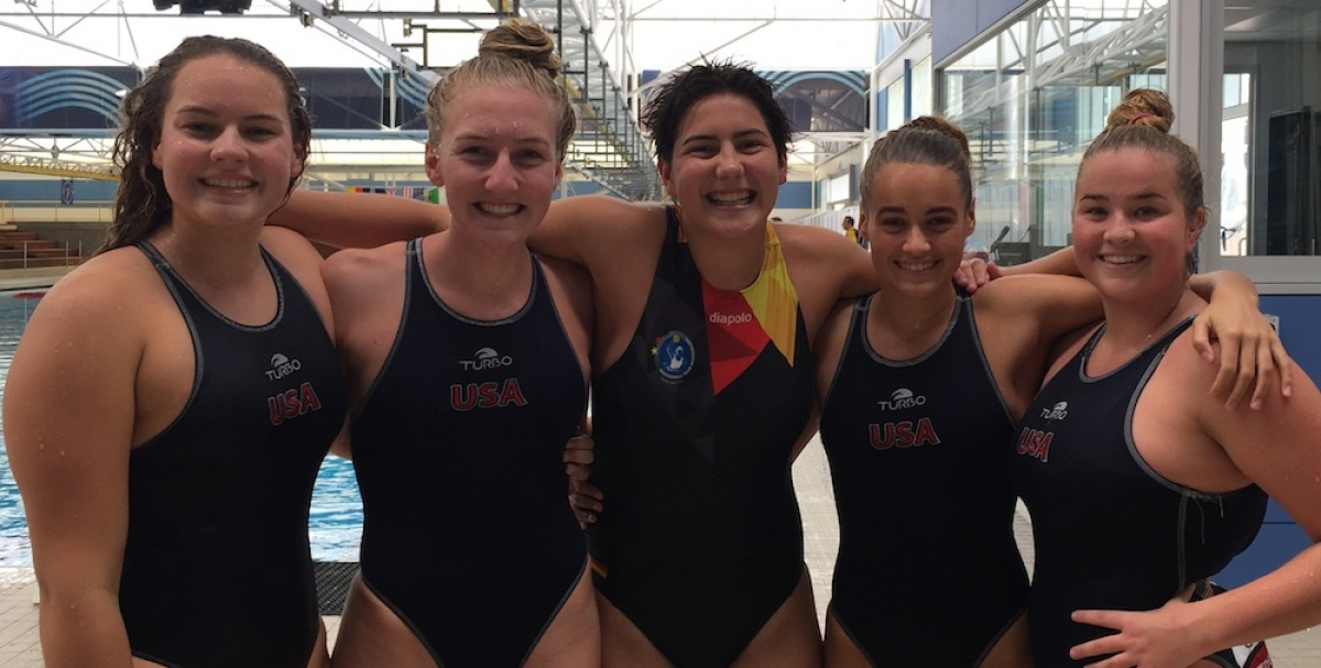 cb945934c Four Local Preps Selected to USA Women s Water Polo Team for  Intercontinental Tournament