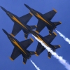 Blue Angels Put On a Show at Point Mugu