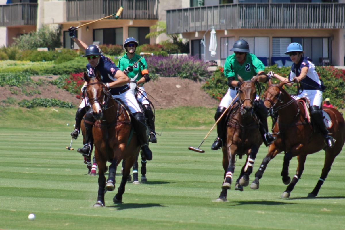 'Sport of Kings' in Full Swing as New Polo Academy Debuts to Attract Next Generation of Players