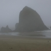Here & There: Cannon Beach, Ore.