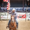 Old Spanish Days Fiesta Rodeo Full of Thrills and Spills