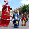 Kids of All Ages Join Children's Fiesta Parade