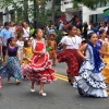 Children Get Their Day to Parade with El Desfile De Los Niños