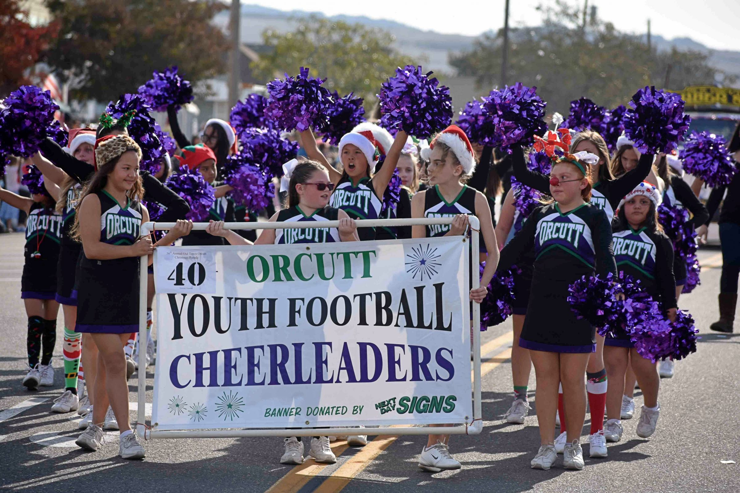 Orcutt Christmas Parade 2020 An Orcutt Christmas' Includes Parade Under Sunny — and Smoke Free