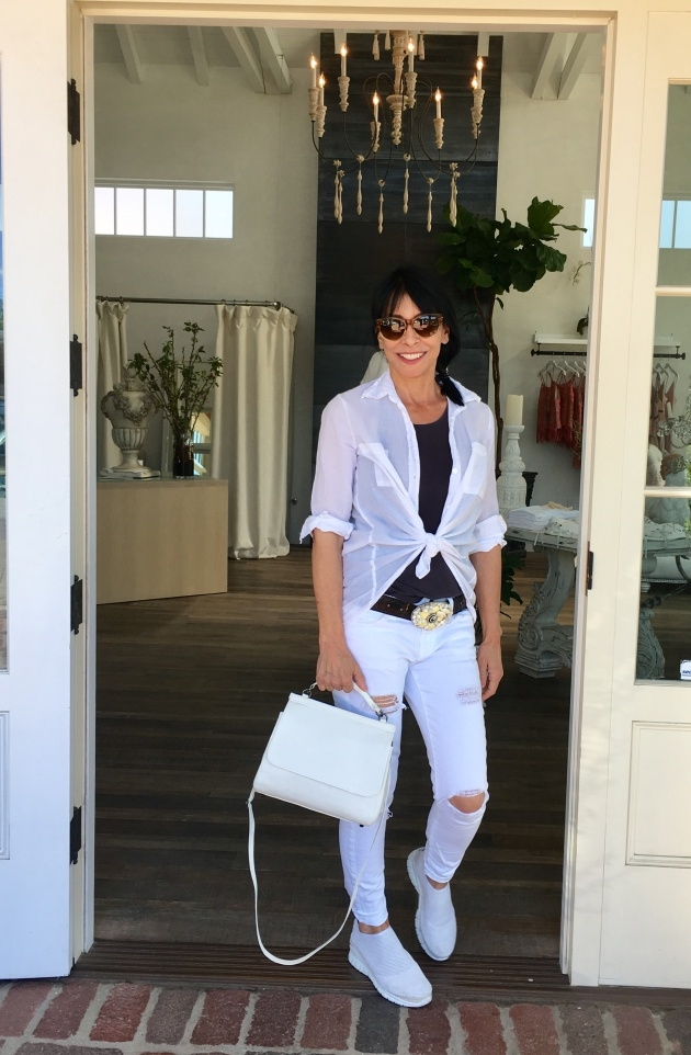 Judy Foreman With Juniper Marie Ferris Brings Fresh Fashion Perspective To Montecito Homes Lifestyle Noozhawk Com