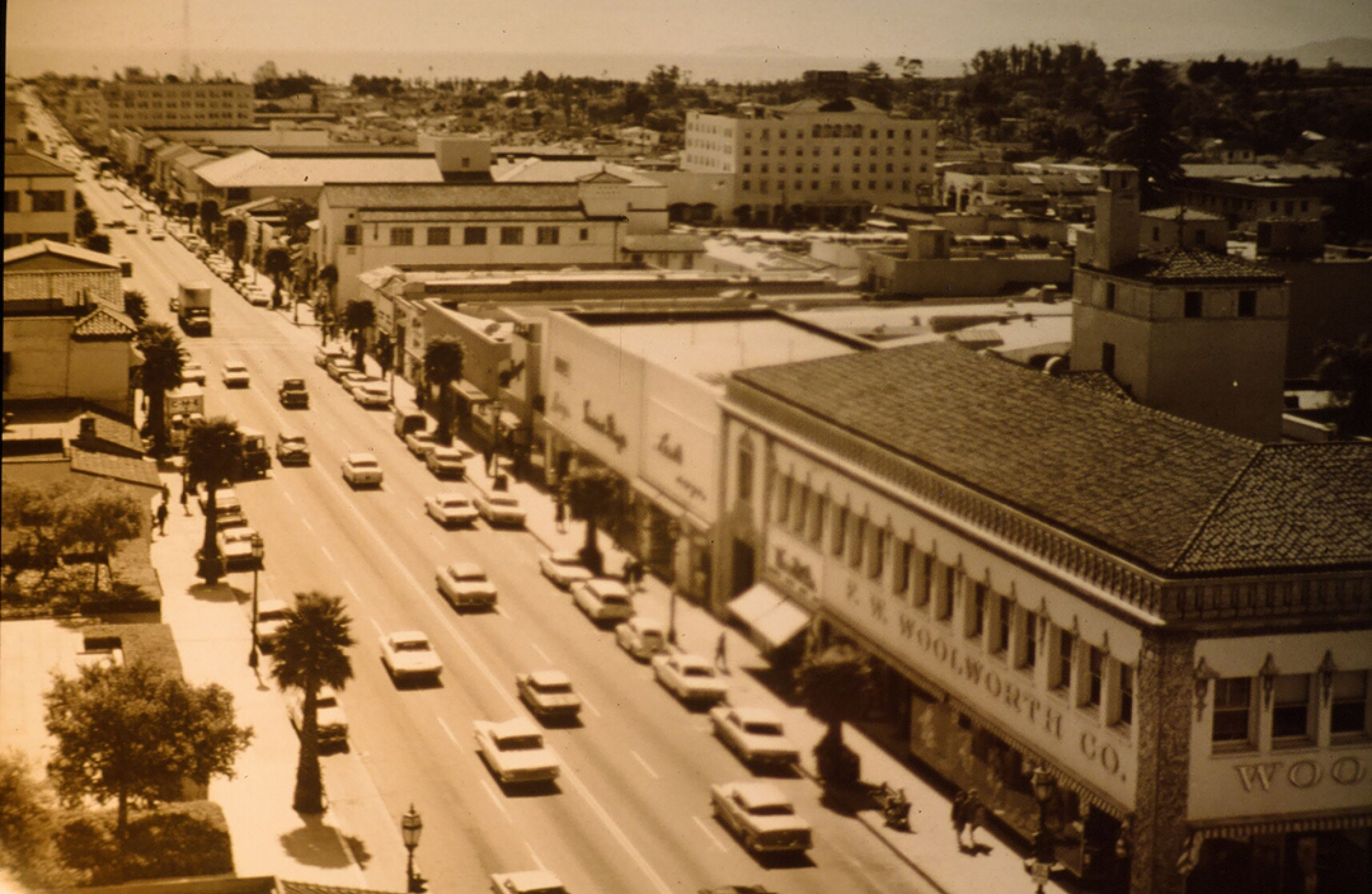 The State Of Downtown Santa Barbara Marked By Distinctive Eras But Remains True To Roots Reimagine Santa Barbara Noozhawk Com