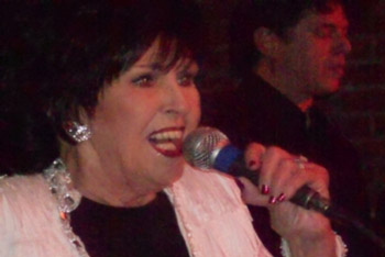 The Queen of Rockabilly Wanda Jackson sang her early rockabilly songs at SOhO on Friday night.