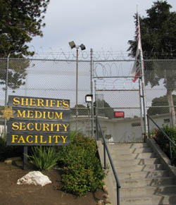 The minimum-security facility, behind the main jail and in operation since Sept. 11, 2001, can house 300 men and 100 women.