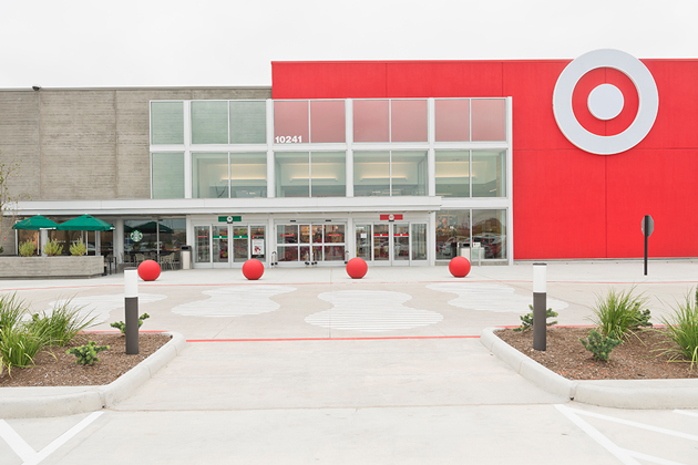 Target has recently opened several stores, including this one in Richmond, Texas, that have been remodeled as small-format stores like the one planned for Santa Barbara.