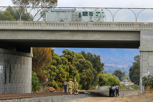 Lilian Feng, 19, of Isla Vista died Jan. 10 after being struck by Amtrak train under the Glen Annie overpass in Goleta. Her death was believed to be a suicide.