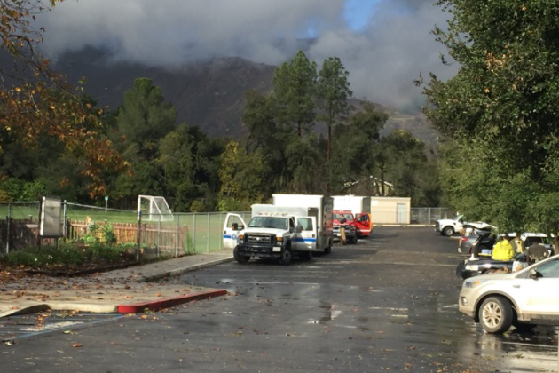 The Cold Spring School campus was not physically damaged by the Montecito floods, but Superintendent/Principal Amy Alzina says the tight-knit school community lost two of its students in the disaster.