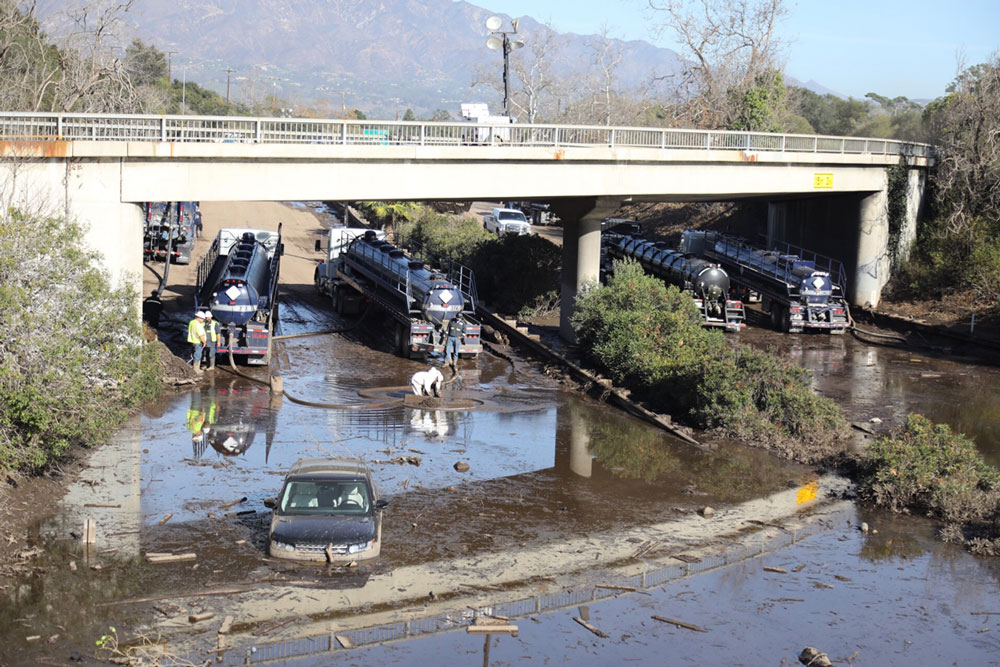 Caltrans Rescinds Monday Reopening Date For Highway 101