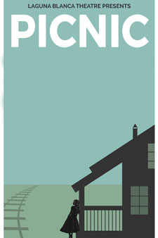 """Picnic"" performances Jan. 19, 20, 21 at Laguna Blanca School."