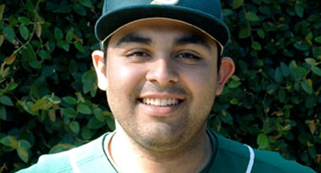 <p>A 78-year-old Murrieta man, Lau Van Huynh, is facing felony hit-and-run and other charges in connection with a Jan. 15 accident on Highway 101 in Santa Barbara that killed Simon Chavez, above, a 22-year-old former Santa Barbara High School baseball coach.</p>