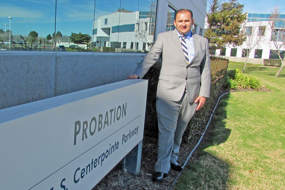 After just two years on the job, Guadalupe Rabago, Santa Barbara County's chief probation officer, was placed on administrative leave on Monday