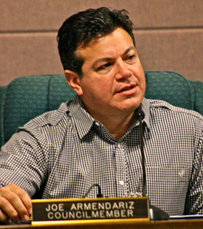 Councilman Joe Armendariz