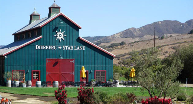 <p>The Dierberg &amp; Star Lane Tasting Room is among several wine tasting rooms in Lompoc&#8217;s Santa Rita Hills area.</p>