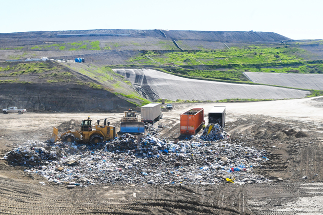 Santa Barbara County is weighing financing options for a planned resource recovery project at the Tajiguas Landfill. The project could keep the landfill open for another 20 years.