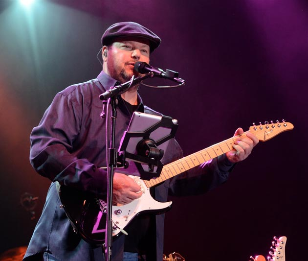 <p>Christopher Cross takes center stage Thursday night at the Chumash Casino Resort.</p>