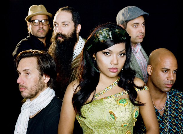 <p>Dengue Fever will perform groovy Cambodian psych pop music Friday night at UCSB.</p>