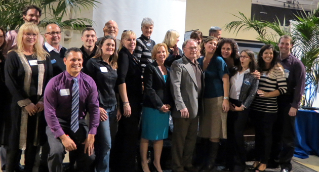 <p>Goleta Valley Chamber of Commerce ambassadors for 2014 were sworn in for duty Wednesday night during the business organization&#8217;s annual membership meeting at Santa Barbara Aviation.</p>
