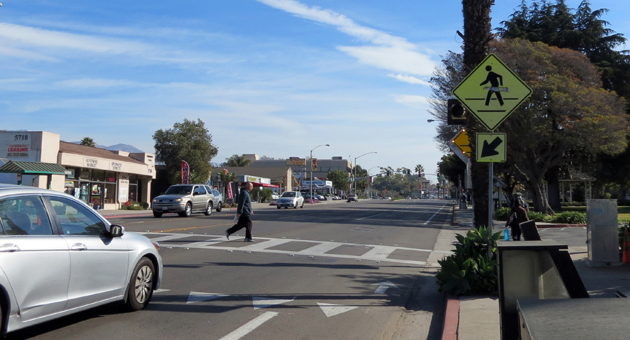 <p>Members of the newly formed Old Town Community Association in Goleta hope to constructively communicate with city officials about issues that concern Old Town Goleta residents, business owners and other stakeholders. Pedestrian safety is near the top of that list, especially the crossing in front of the Goleta Valley Community Center on Hollister Avenue.</p>