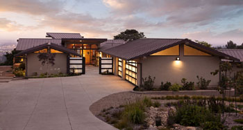 Allen Associates was honored for its remodel and use of green building elements of this home in the Spanish Hills neighborhood of Camarillo. (Allen Associates photo)