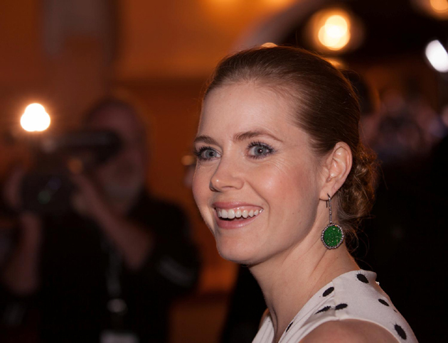 Actress Amy Adams.