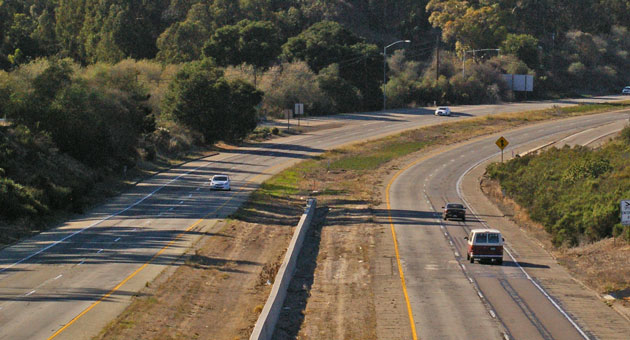 Safety Improvements Set for Highway 101 West of Goleta after Spate of    Highway Median