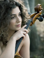 Cellist Ani Aznavoorian will team up with her fellow Camerata Pacifica comrades for two local performances Friday